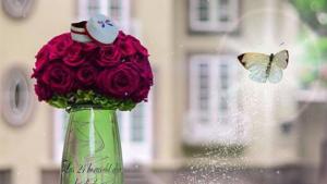 capricho de amor arreglo flores