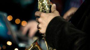 saxofonista sax musico