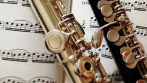 musico flautista partituras